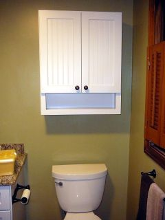 Cabinet toilet