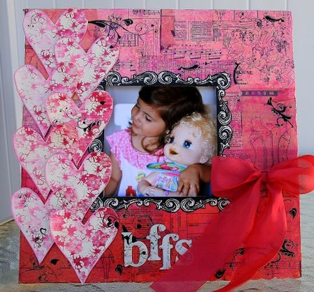 Bff's for CI-Memory Box Blog hop 2011